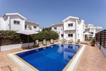 Villa Castle, Protaras, Cyprus
