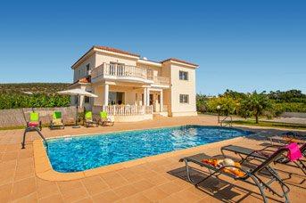 Villa Christella, St. Georges, Cyprus