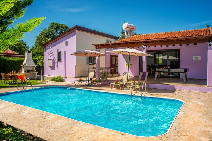 Villa Clymentas, Polis, Cyprus