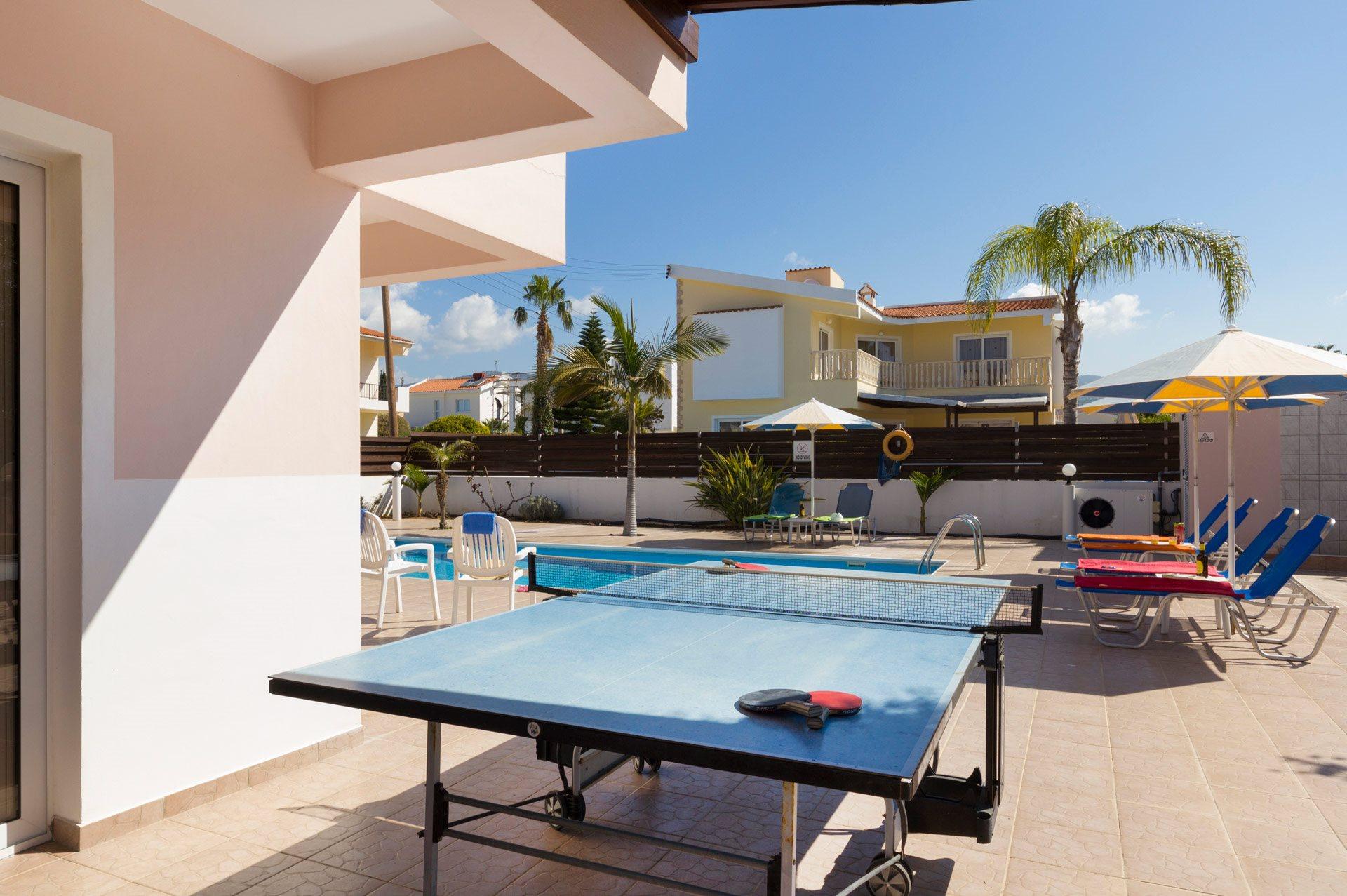 Villa Coral Athina In Coral Bay, Cyprus   Villa Plus
