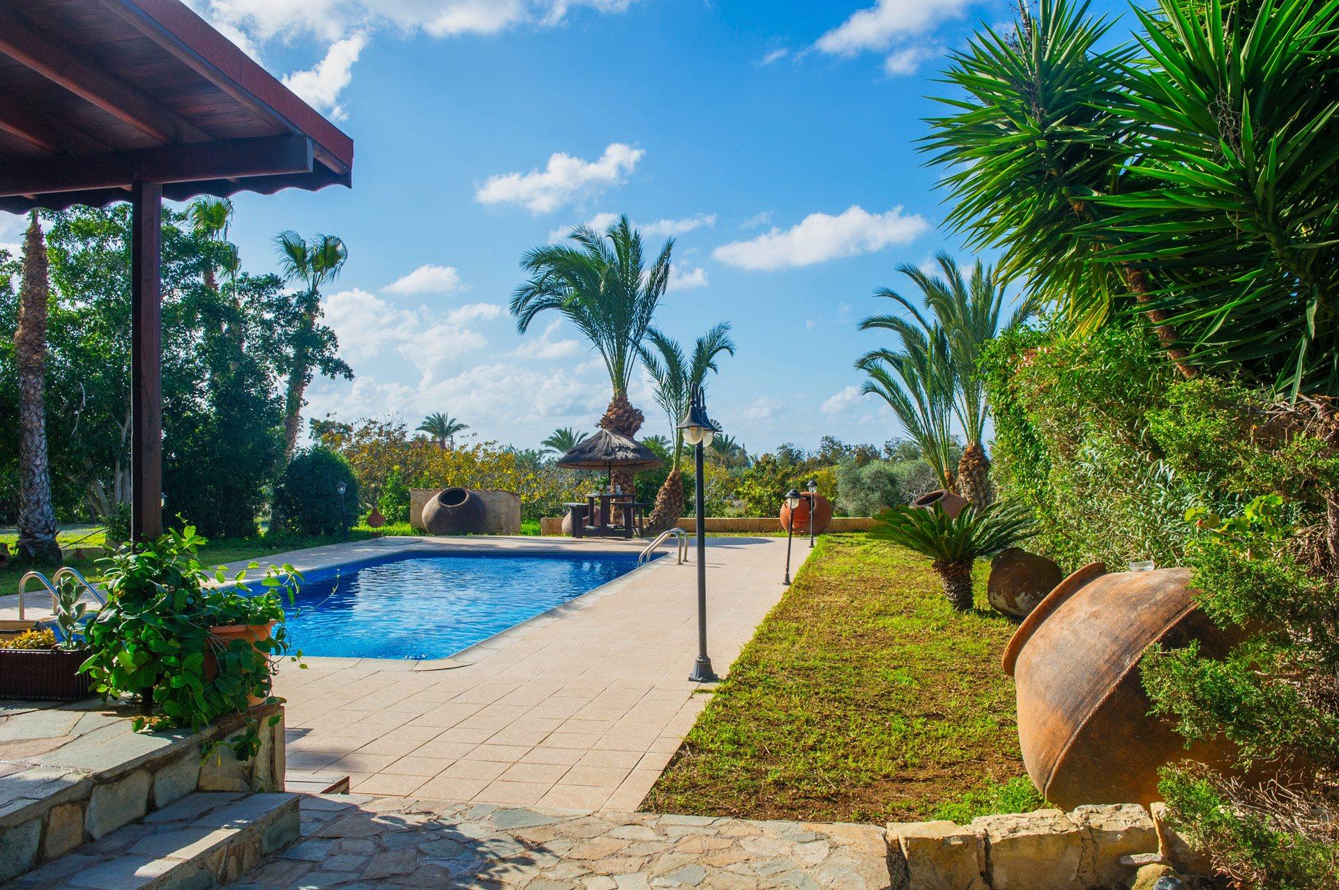 Villa Coral Bay Cottage In Coral Bay Cyprus Villa Plus