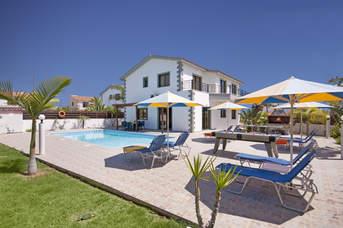 Villa Coral Christina, Coral Bay, Cyprus