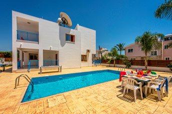 Villa Coralli, Coral Bay, Cyprus