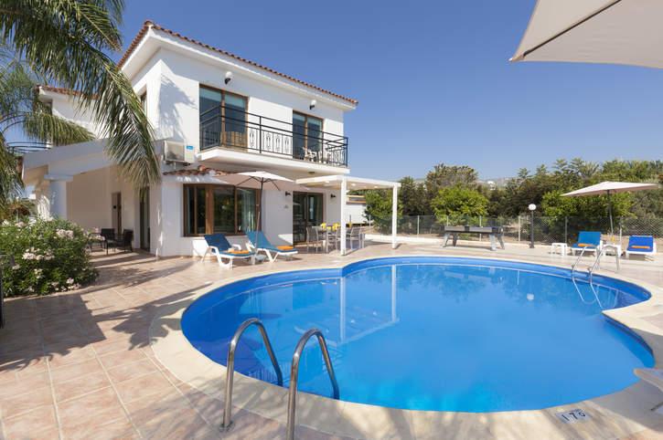 Villa Corallina, Coral Bay, Cyprus