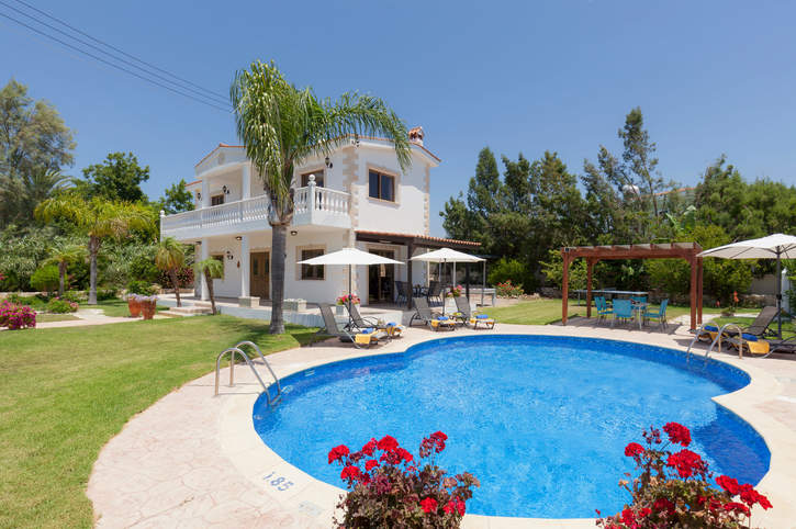 Villa Cypria Anna, Peyia, Cyprus