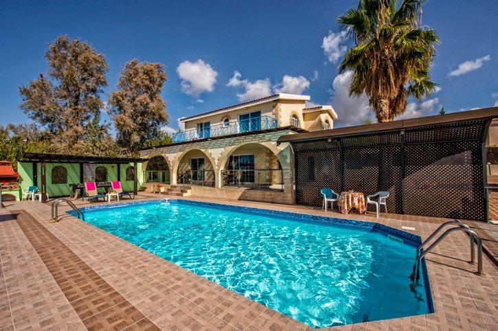 Villa Danae Coral Bay, Peyia, Cyprus