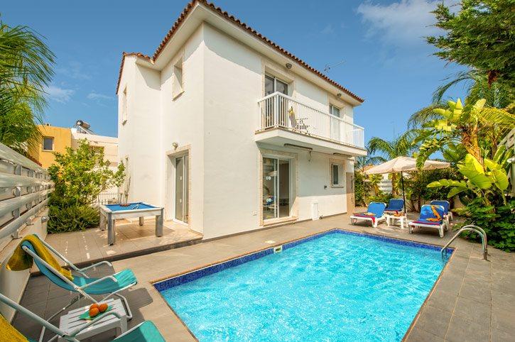 Villa Daphne, Protaras, Cyprus