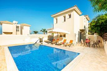 Villa Delphini, Protaras, Cyprus