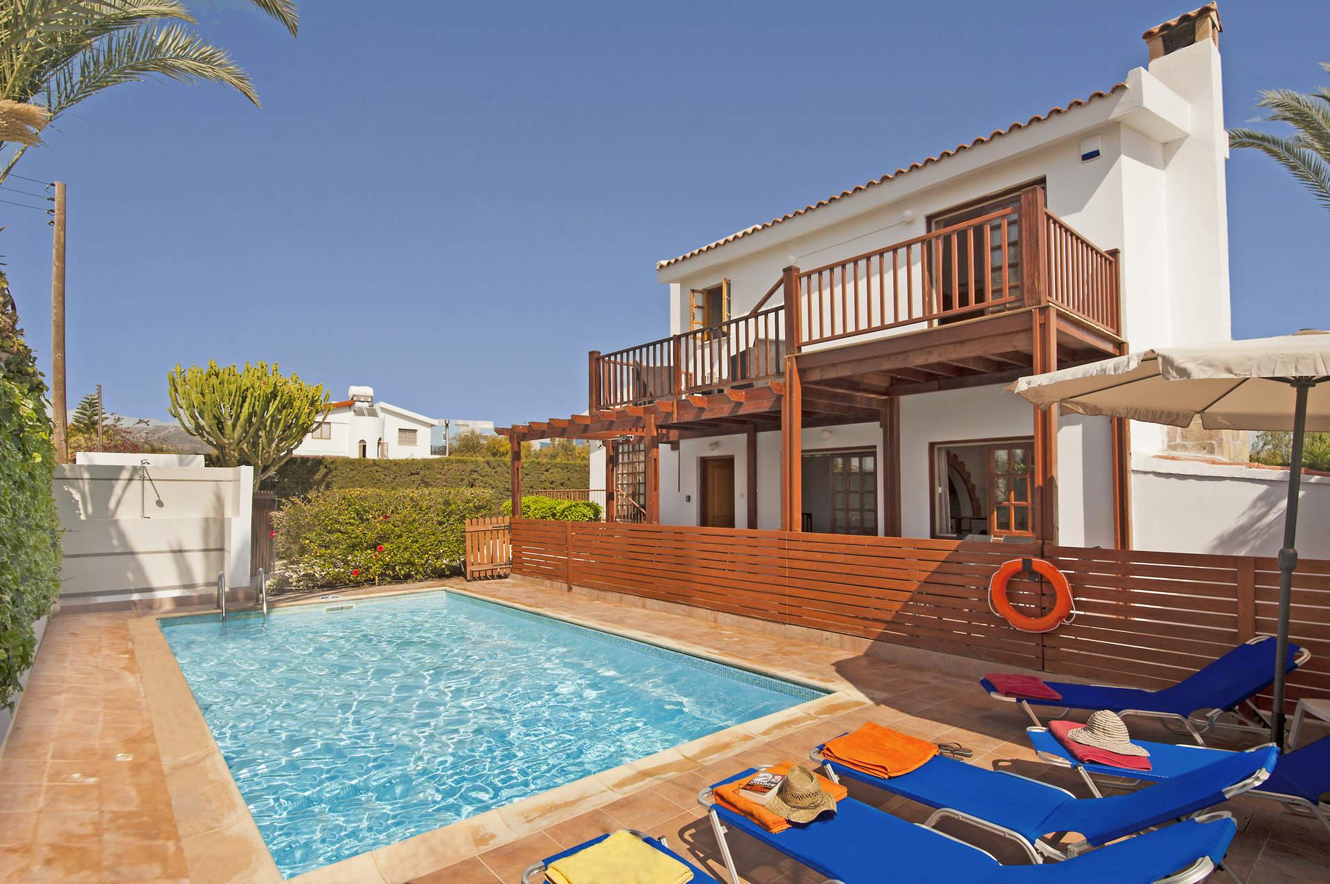 Villa Demi Sunset, Coral Bay, Cyprus