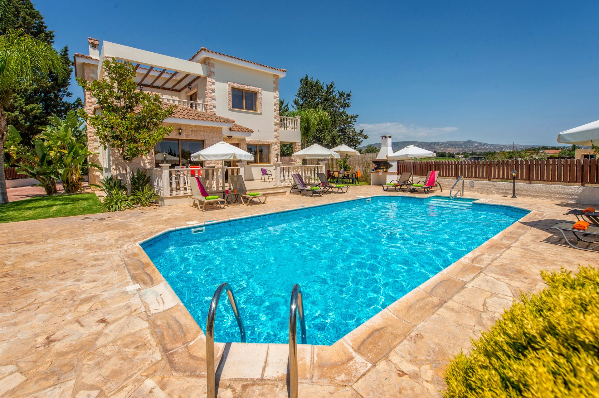 Villa Despina Sun, Coral Bay, Cyprus