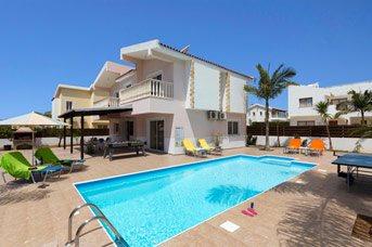 Villa Dione, Coral Bay, Cyprus