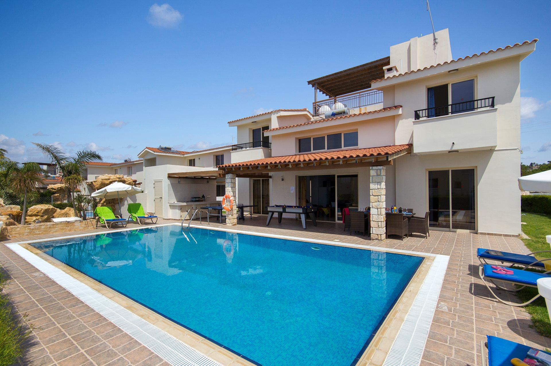 Villa Elenitsa, Chloraka, Cyprus