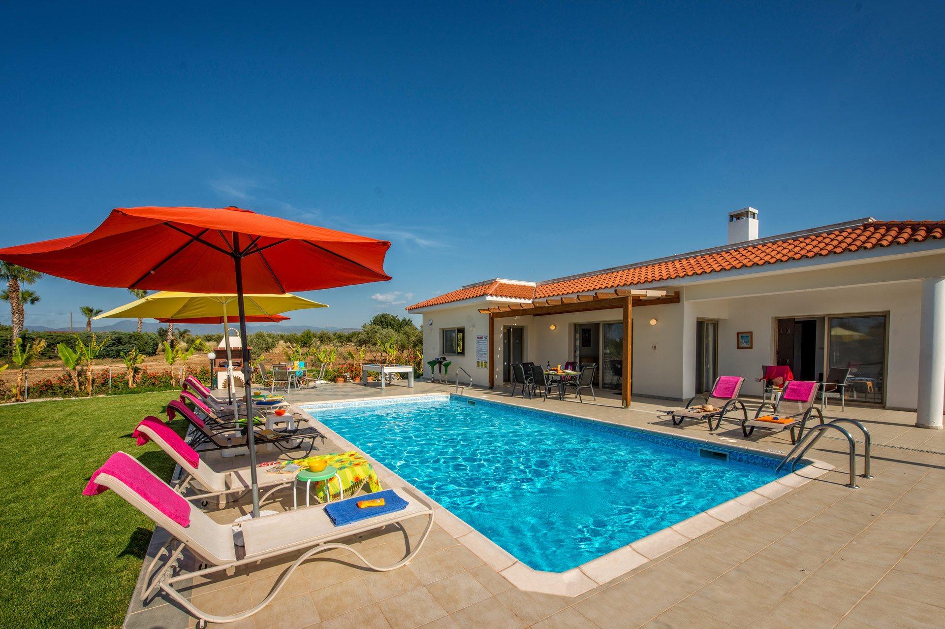 Villa Elianna, Latchi, Cyprus