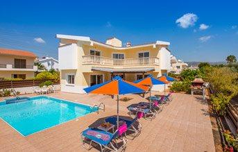 Villa Europa, Coral Bay, Cyprus