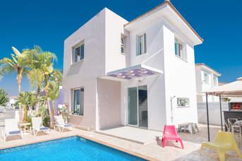 Villa Evangelia, Protaras, Cyprus