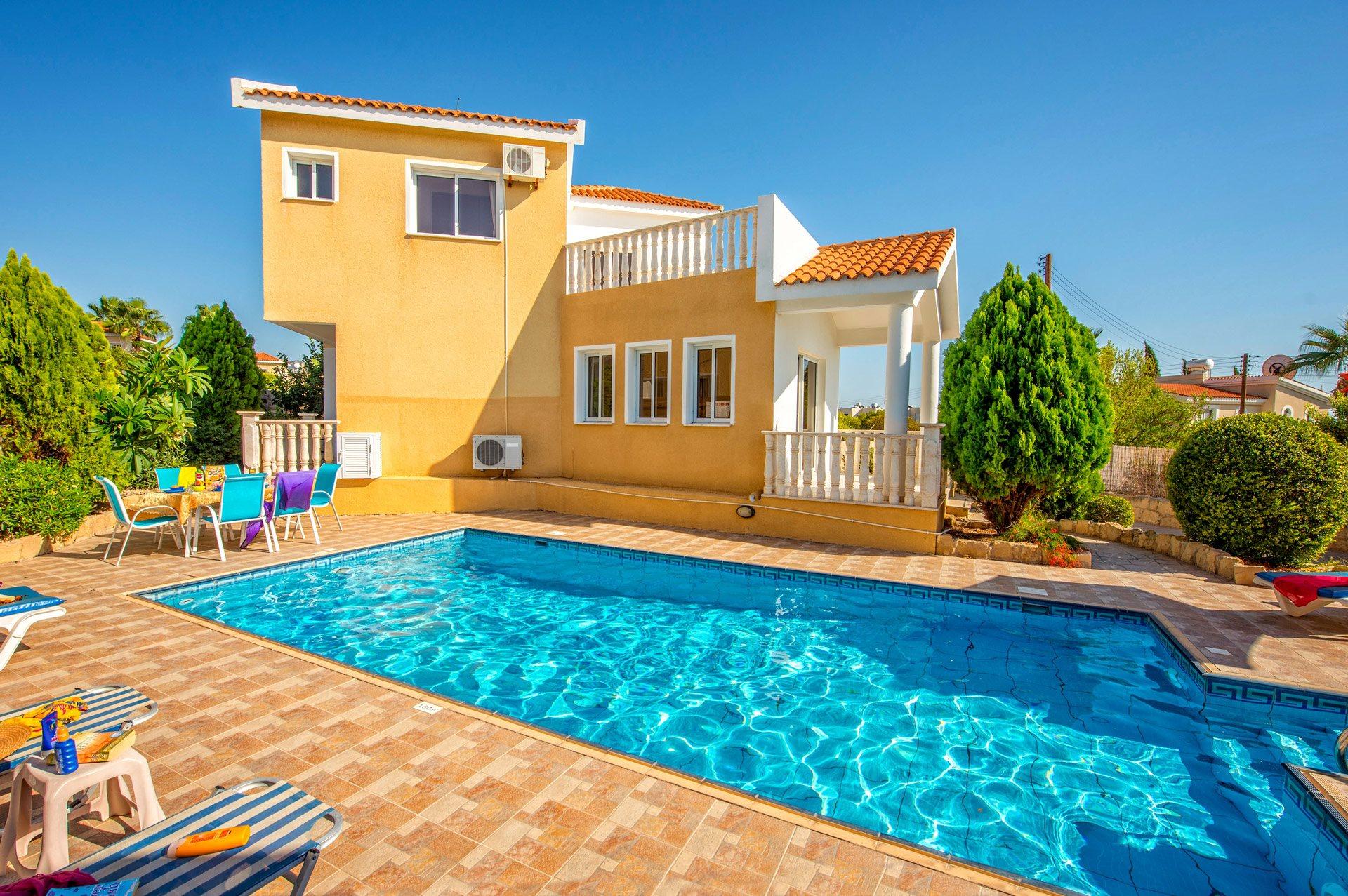 Villa Gardenia, Coral Bay, Cyprus