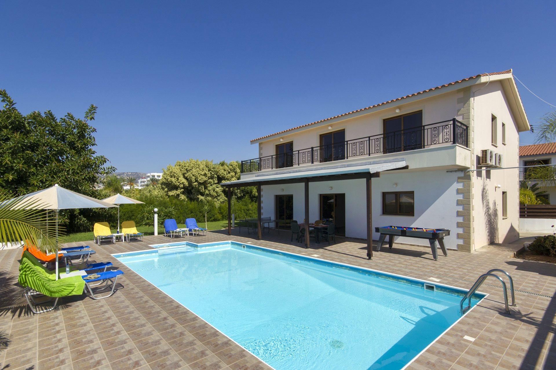 Villa Harmony, Coral Bay, Cyprus