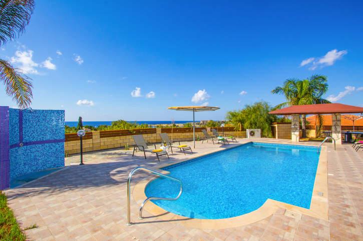 Villa Helios, Coral Bay, Cyprus