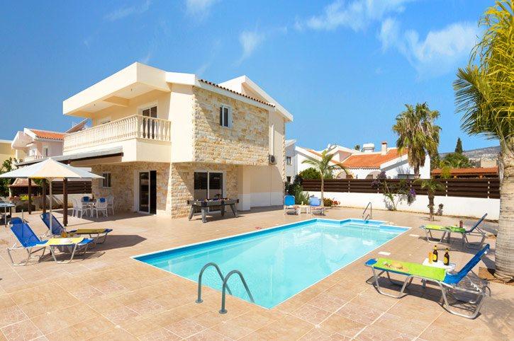 Villa Hera, Coral Bay, Cyprus