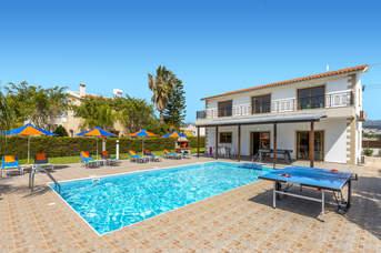 Villa Heracles, Coral Bay, Cyprus