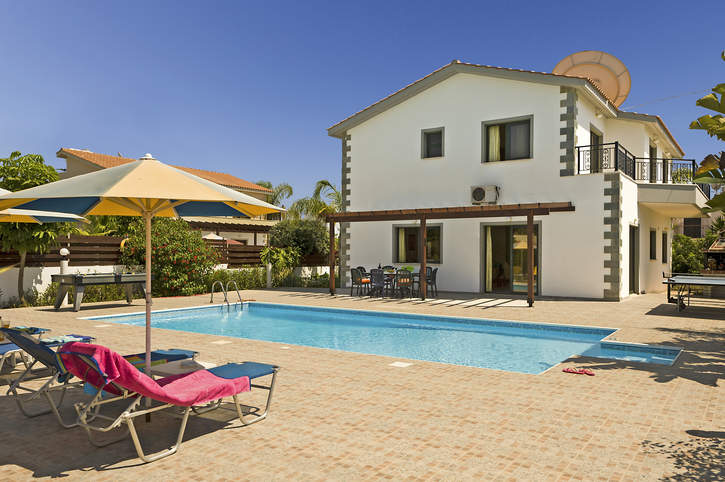 Villa Hermes, Coral Bay, Cyprus