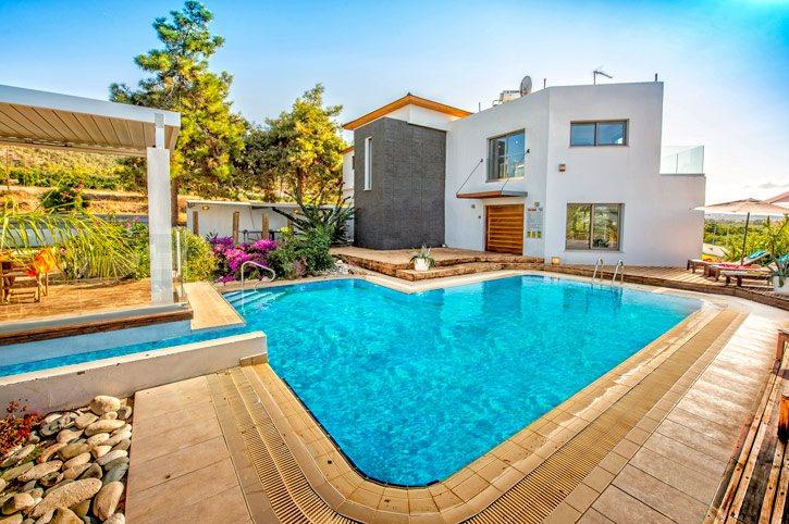Villa Jan Mari Elen, Polis, Cyprus