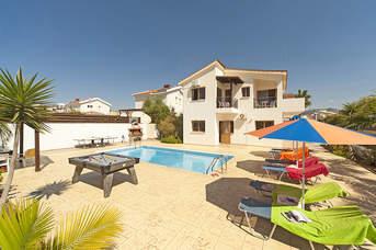 Villa Katina, Coral Bay, Cyprus