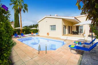 Villa Kefalontis, Coral Bay, Cyprus