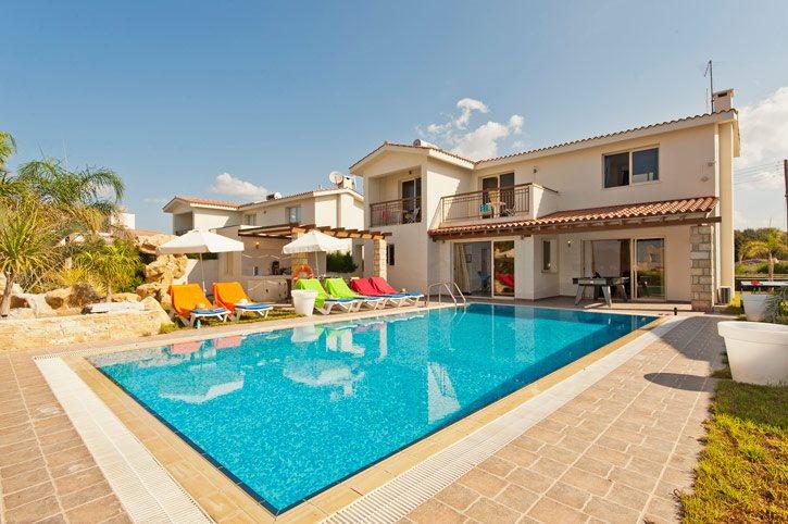 Villa Keti, Chloraka, Cyprus