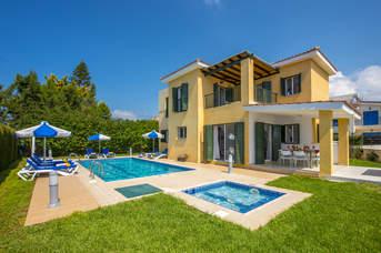 Villa Kleo, Coral Bay, Cyprus