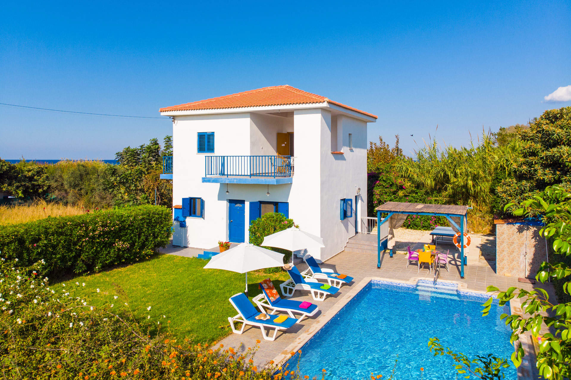 Villa Kleoniki, Polis, Cyprus