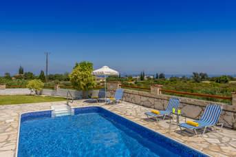 Villa Kuanos, Latchi, Cyprus