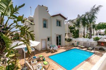 Villa Leukolla, Protaras, Cyprus