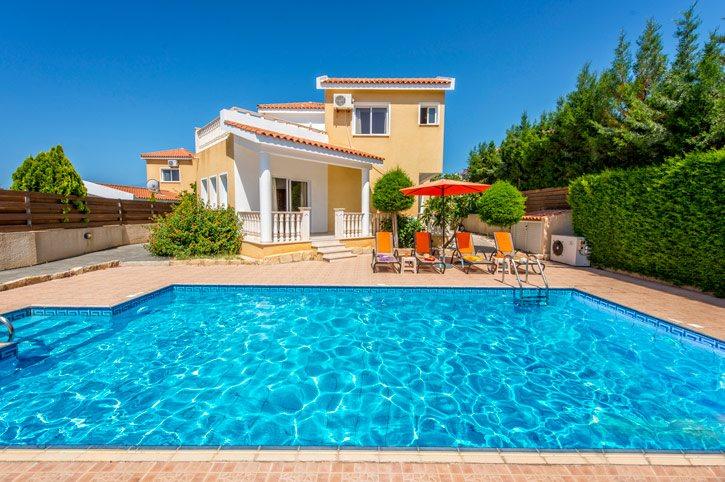 Villa Magnolia, Coral Bay, Cyprus