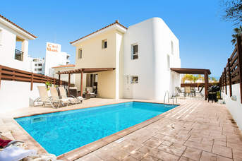 Villa Maridel, Protaras, Cyprus