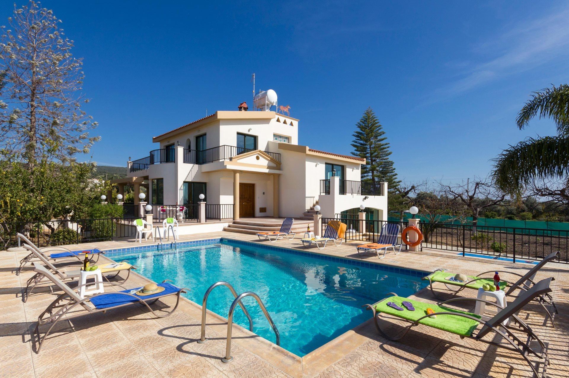 Villa Marieleni, St. Georges, Cyprus