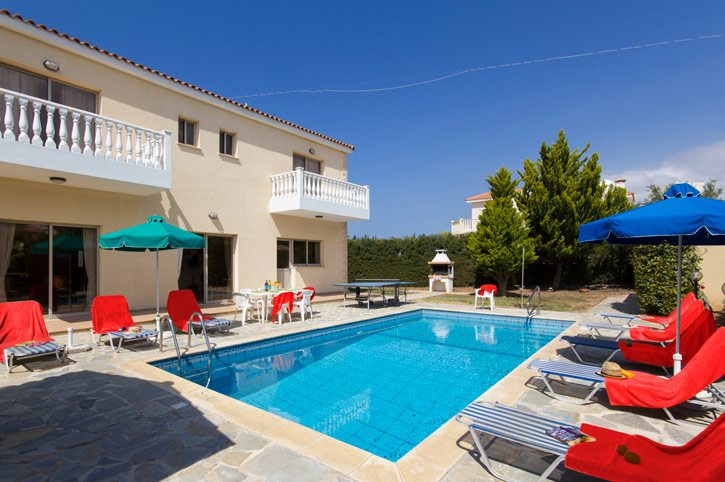 Villa Marion, Coral Bay, Cyprus