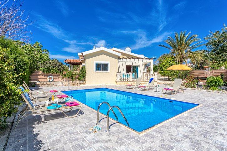 Villa Marios, Coral Bay, Cyprus