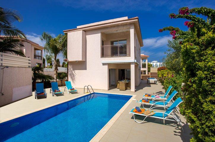 Villa Matsos, Protaras, Cyprus
