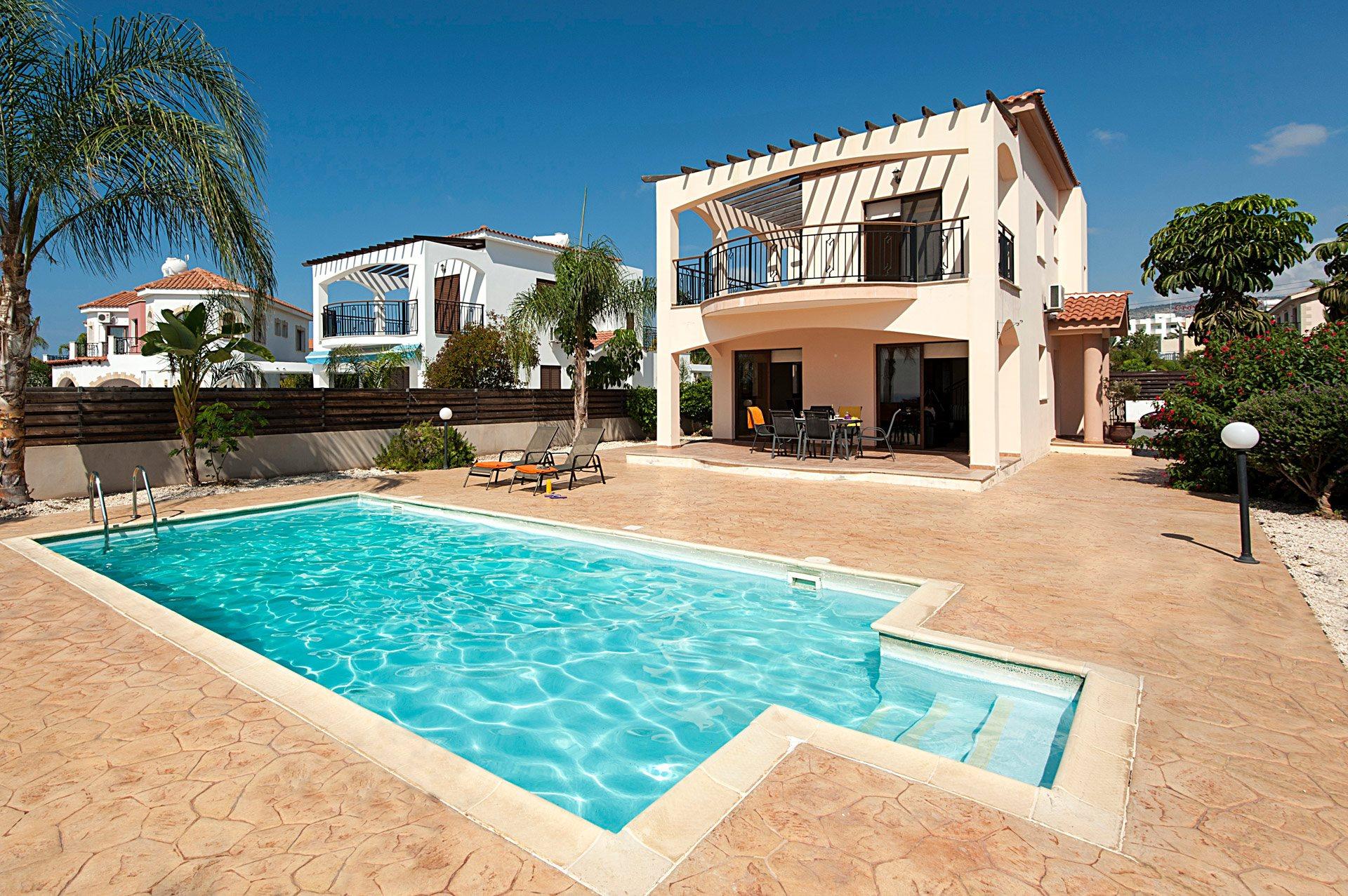 Villa Okeanida, Coral Bay, Cyprus