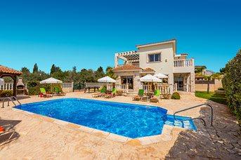 Villa Olympian Sun, Coral Bay, Cyprus