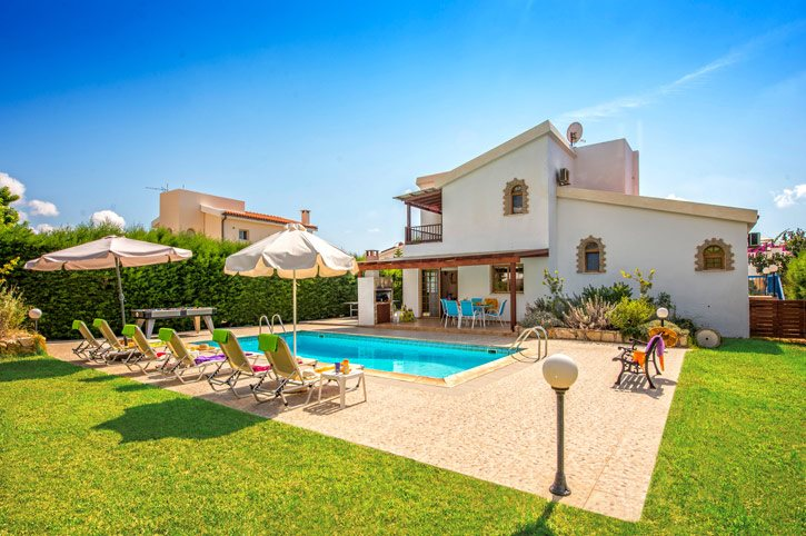 Villa Ondine, Coral Bay, Cyprus