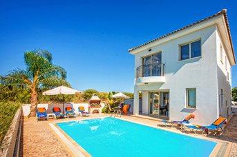 Villa Palm, Protaras, Cyprus