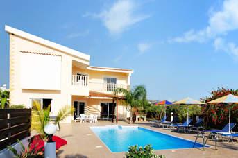 Villa Pandora, Coral Bay, Cyprus