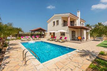 Villa Pelagia, Coral Bay, Cyprus