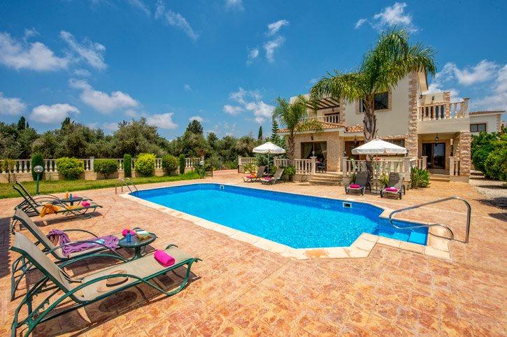 Villa Petra Sun, Coral Bay, Cyprus