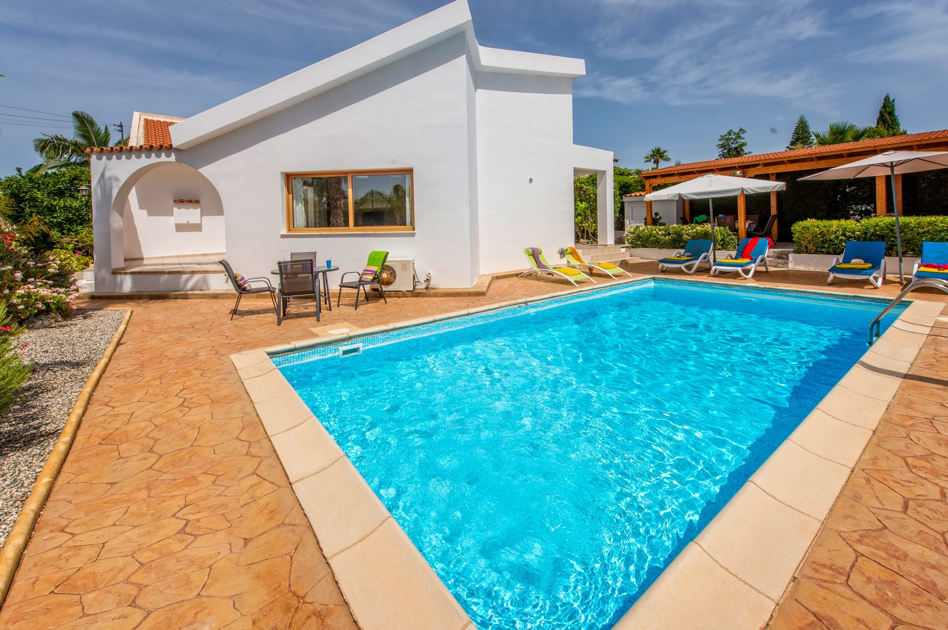 Villa Phaethon In Coral Bay, Cyprus   Villa Plus