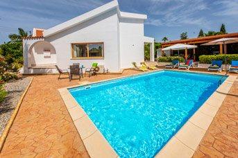 Villa Phaethon, Coral Bay, Cyprus