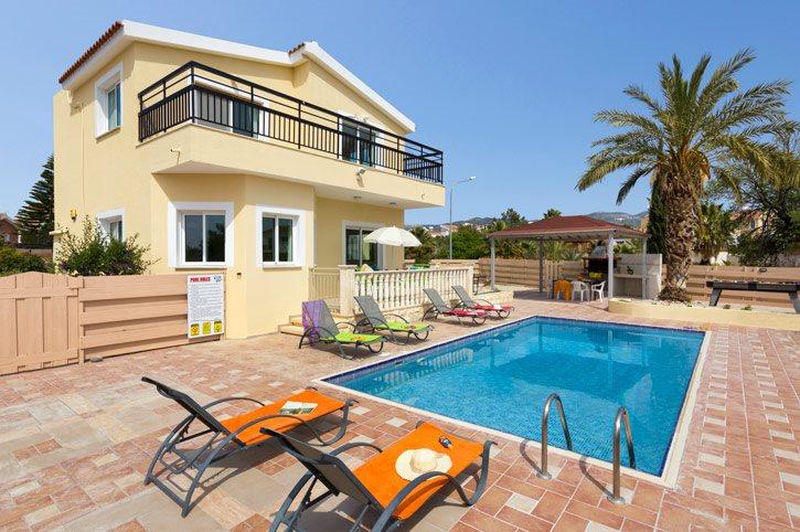 Villa Philios, Coral Bay, Cyprus