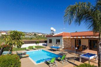 Villa Phoebe, Peyia, Cyprus